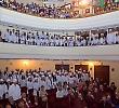 Першокурсників БДМУ посвятили у студенти