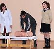 Викладачі БДМУ провели тренінг з надання першої допомоги