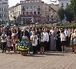 В Чернівцях відзначають День незалежності України