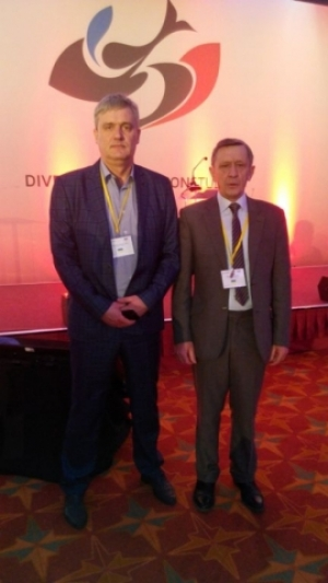 Співробітники БДМУ взяли участь у роботі Міжнародного наукового форуму в Лондоні