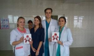 Студенти БДМУ долучилися до акції «Збережи життя»