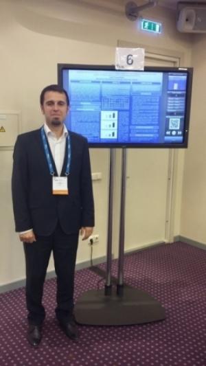 Викладач університету взяв участь у міжнародній конференції в Латвії