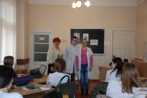 Студенти і викладачі відзначили 145 річницю з Дня народження Лесі Українки