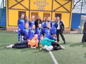 Університетська команда перемогла в обласних змаганнях з міні-футболу