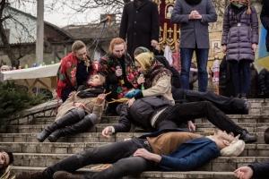 Студенти БДМУ вшанували пам'ять жертв Голодоморів