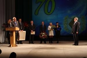 БДМУ привітали керівники навчальних закладів Буковини