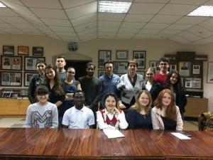 Учасники English Speaking Club обговорили роль жінки в історії