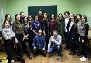 Студентів БДМУ вчили формувати образ лідера