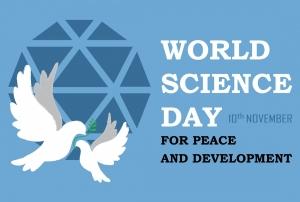 10 листопада – Всесвітній день науки в ім'я миру та розвитку