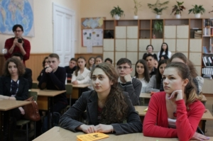 Науковці БДМУ прочитали просвітницьку лекцію для учнів