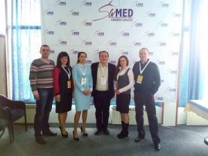 Викладачі та студенти БДМУ взяли участь у міжнародному медичному конгресі