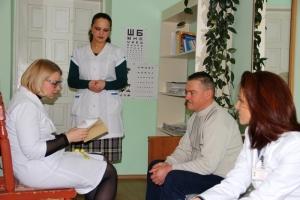 Фахівці БДМУ провели майстер-клас для сімейних лікарів