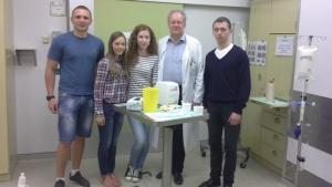 Студенти БДМУ стажуються в кращих клініках Європи