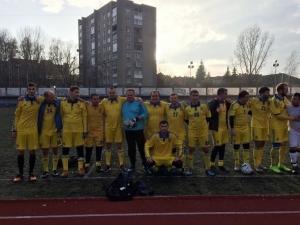 Делегація ГО «БукФАМ» прийняла участь у відкритті осередку футболістів-медиків на Волині