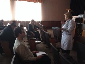 """Викладачі БДМУ взяли участь у засіданні """"Асоціації педіатрів-гастроентерологів"""""""