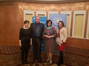 Викладачі БДМУ взяли участь в конференції щодо елімінації кору та краснухи в Україні
