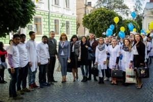 Студенти БДМУ відзначили День миру