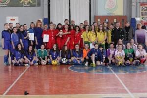 Команда БДМУ з міні-футболу перемогла у змаганнях
