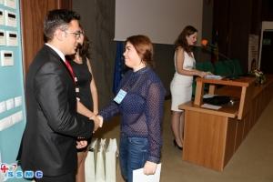 Студентка БДМУ отримала диплом з відзнакою на Міжнародній конференції