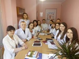 Студенти БДМУ обговорили питання епілепсій у дитячому віці