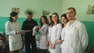 На кафедрі дерматовенерології пройшов День відкритих дверей для пацієнтів із атопічним дерматитом