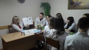 Співробітники кафедри імунології провели заходи до Дня хворого