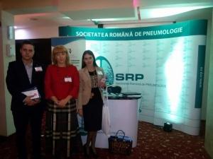 Викладачі БДМУ беруть участь в Конгресі асоціації пульмонологів Румунії