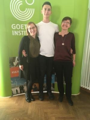 Студент БДМУ здобув Гран-прі на конкурсі з німецької мови