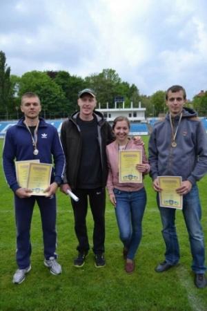 Спортсмени БДМУ – переможці обласних спортивних студентських ігор