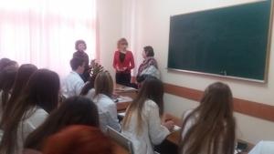 На кафедрі психології провели семінар про роль Т. Шевченка у житті родини Івасюків