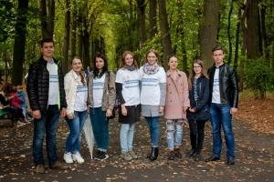 Студенти БДМУ провели просвітницьку акцію до Дня тварин