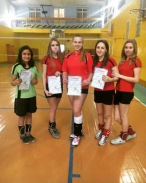 Команда БДМУ стала бронзовим призером змагань з волейболу серед жіночих команд