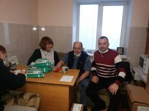 Волонтери БДМУ найбільш активні серед вишів Буковини