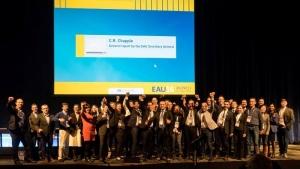 Співробітник БДМУ представив молодих урологів України на Конгресі у Мюнхені