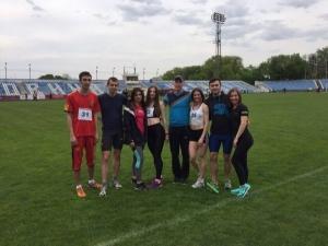 Студенти БДМУ гідно представили виш на чемпіонаті з легкої атлетики