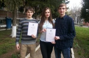 Команда БДМУ отримала диплом за І місце у Всеукраїнській студентській олімпіаді