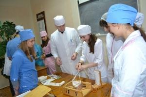 Конкурс фахової майстерності з хірургії