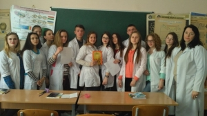 Студенти коледжу БДМУ провели Шевченківські читання