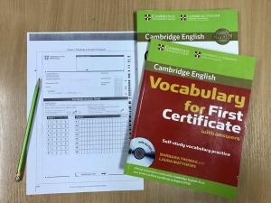 Викладачі БДМУ складали іспит на отримання сертифікату FCE