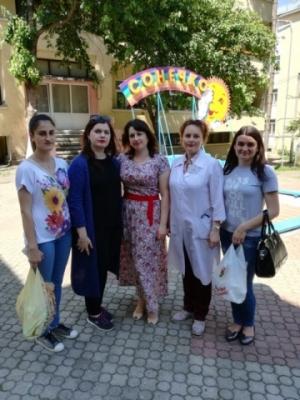 Співробітники та студенти БДМУ долучилися до благодійної акції «З думкою про дітей»