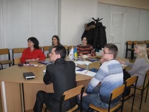 Співробітники БДМУ взяли участь у майстер-класі для тьюторів у рамках проекту TAME