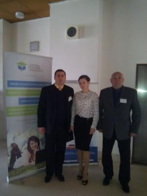 Науковці БДМУ повернулися з міжнародної конференції у Празі