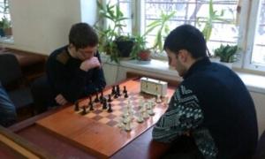 Відбулися змагання з шахів