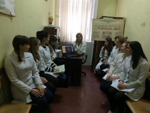 На кафедрі дерматовенерології обговорили методи профілактики туберкульозу шкіри