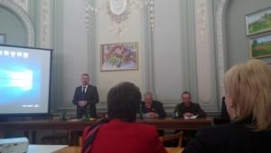 Представники БДМУ взяли участь у нараді Координаційної групи