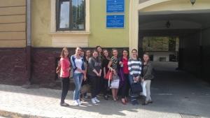 Гуртківці кафедри медичної біології відвідали паразитологічну лабораторію СЕС