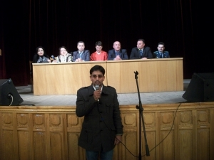 У БДМУ відбулася міжвідомча нарада-семінар