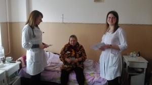 Викладачі БДМУ провели санітарно-просвітницьку роботу до Дня хворого