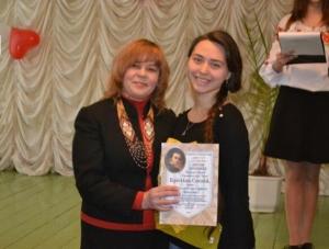 Студентка БДМУ посіла ІІ місце у Міжнародному конкурсі знавців української мови