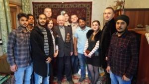 Студенти БДМУ вшанували ветеранів